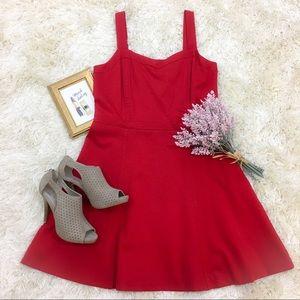 INC Red Tank Top Dress - NWOT